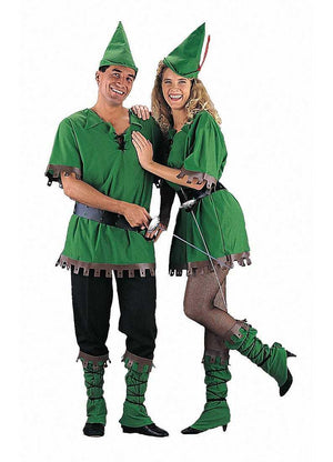 Robin Hood Couples Halloween Costume