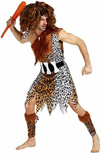Caveman Cavewoman Adult Couples Halloween