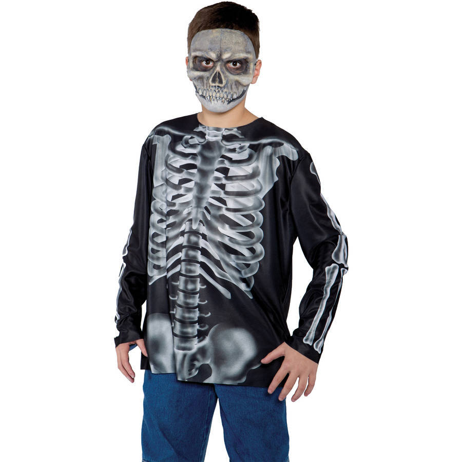X-Ray Shirt Boys Halloween