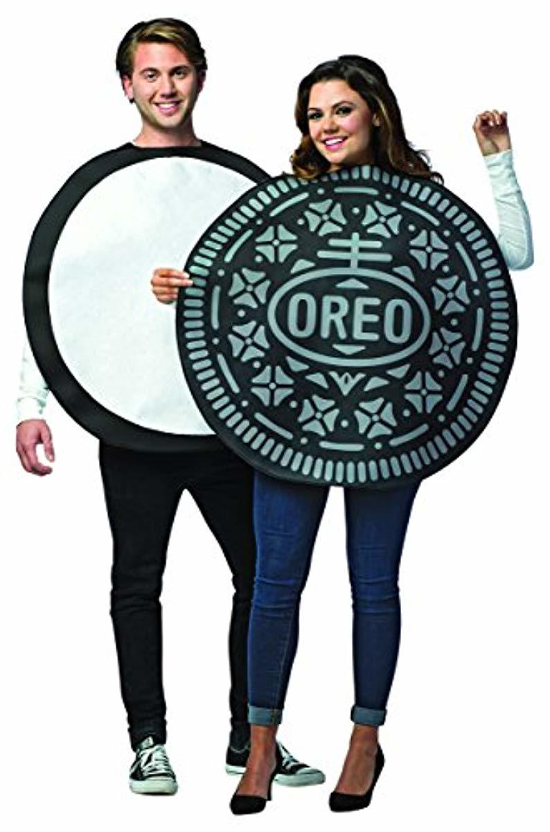 Rasta - Oreo Couples Adult Costume