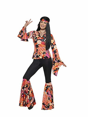 Smiffys Willow The Hippie Halloween Costume