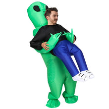 Load image into Gallery viewer, Alien Inflatable Extraterrestrial Costumes