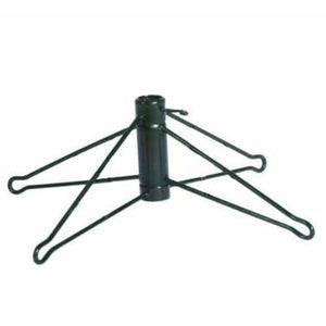 Green Metal Christmas Tree Stand for 12' Artificial Trees