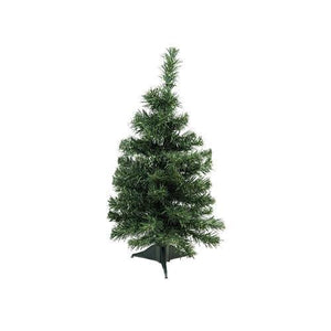 "2' x 14"" Mixed Classic Pine Medium Artificial Christmas Tree - Unlit"