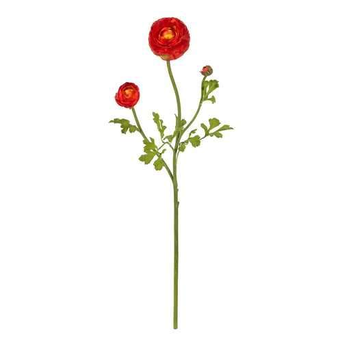 23 Ranunculus Stem (Set of 12) Silk Flower