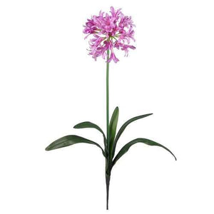 29 African Lily Stem (Set of 12) Silk Flower""