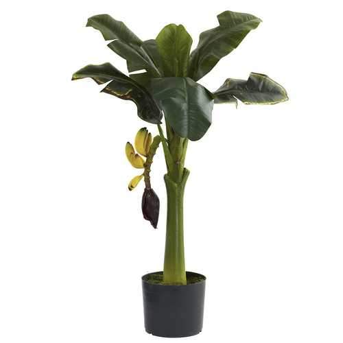 3 Banana Tree Silk