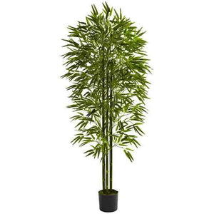 6' Bamboo Tree UV Resistant (Indoor/Outdoor) Silk
