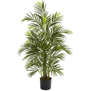 3.5' Areca Palm UV Resistant (Indoor/Outdoor) Silk Tree