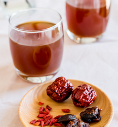 Longan Red Dates Tea - milkingcowsg