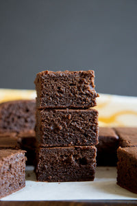 Good Ol' Chocolate Lactation Brownies - milkingcowsg