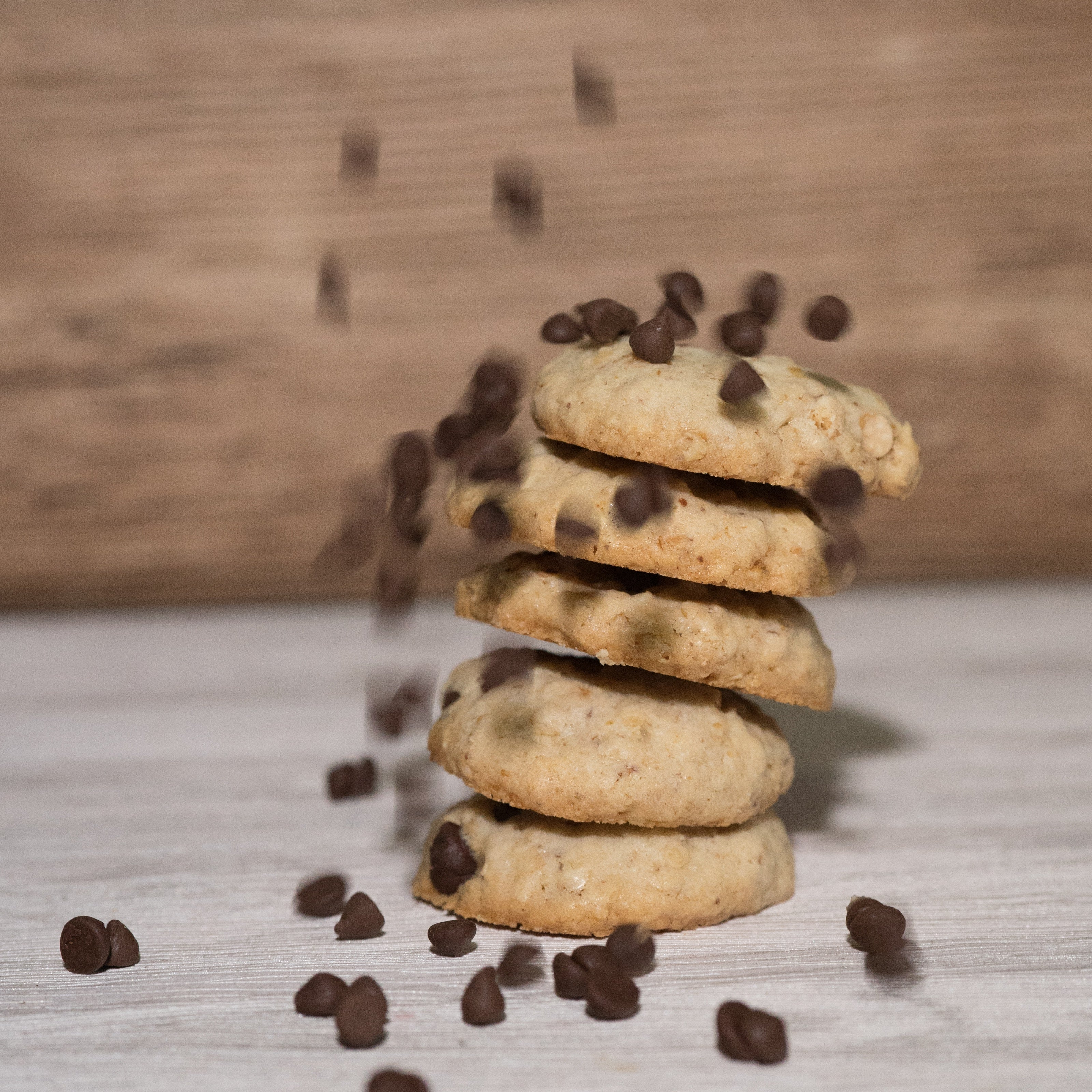 Chocolate Chips Lactation Cookies - milkingcowsg