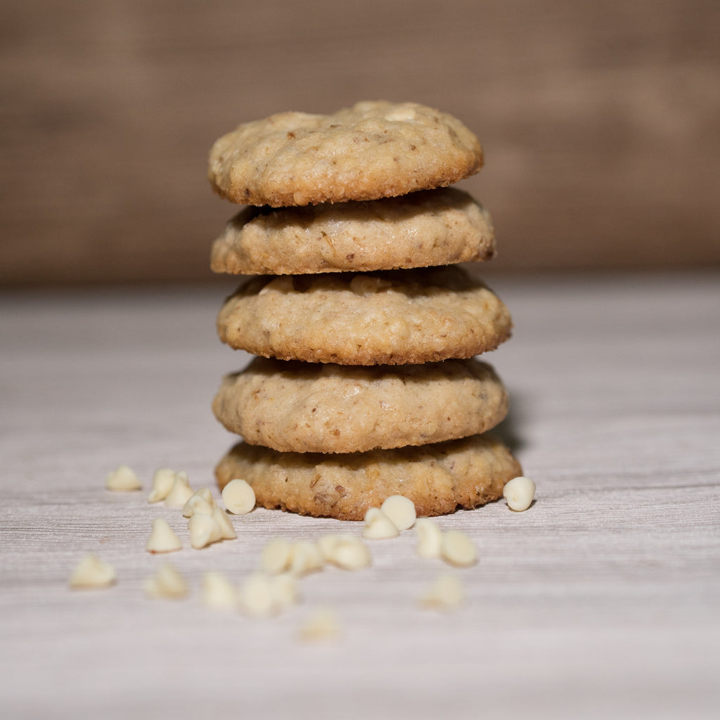 White Chocolate Lactation Cookies - milkingcowsg