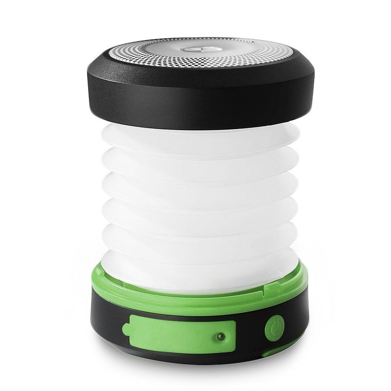 Camping gear for your next adventure: solar powered lantern