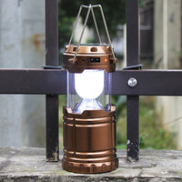 Solar LED Camping Light