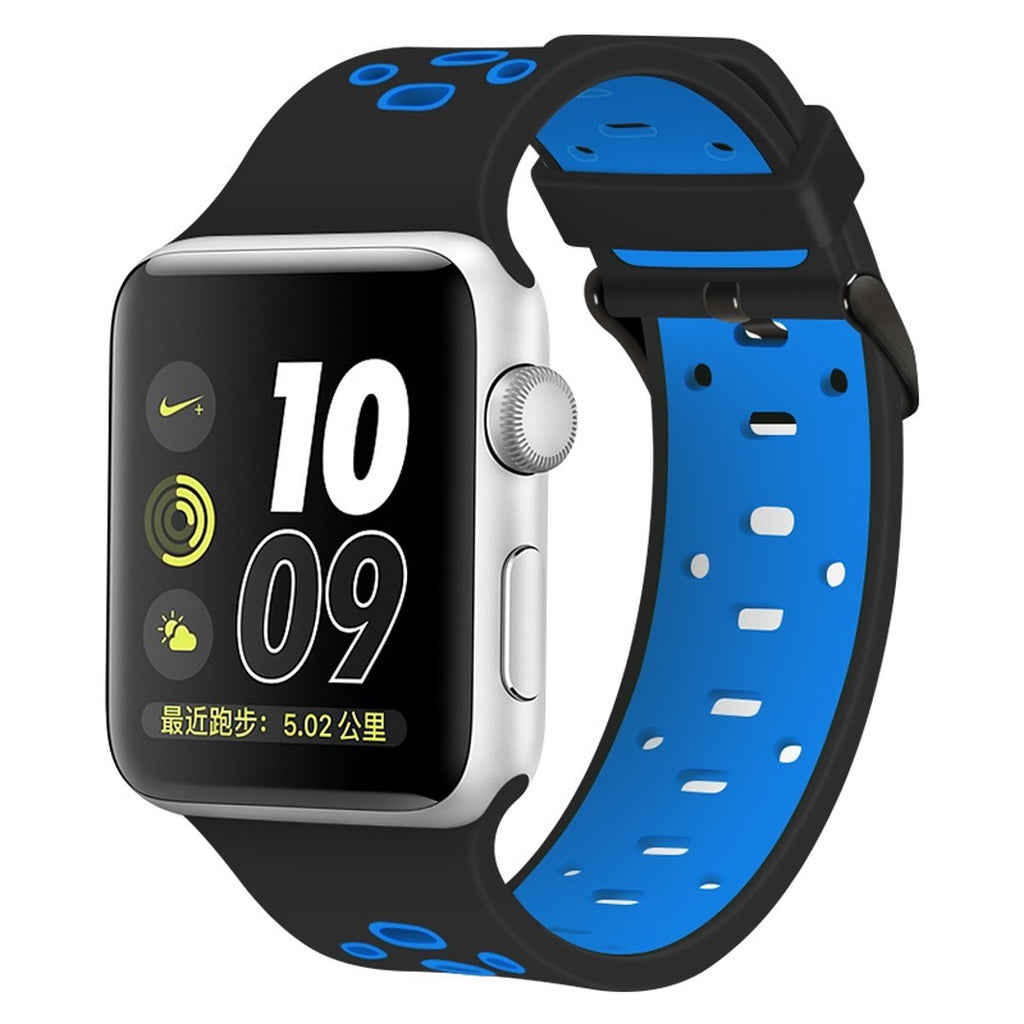 Silicone Replacement Sport Strap with Protective Case