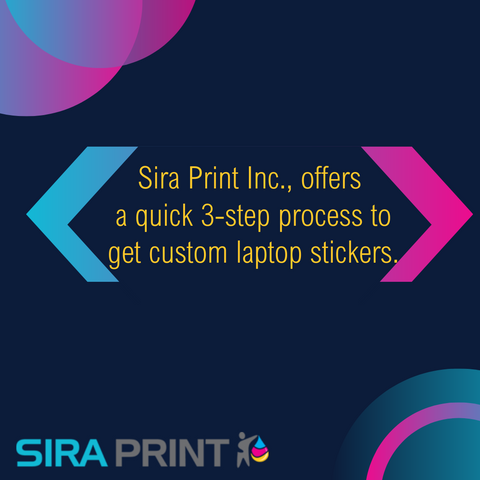 Sira Print Inc. stickers and decals