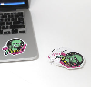 custom laptop stickers - SiraPrint