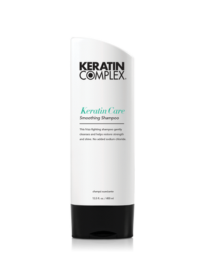 Keratin Complex Care Shampoo 400ml