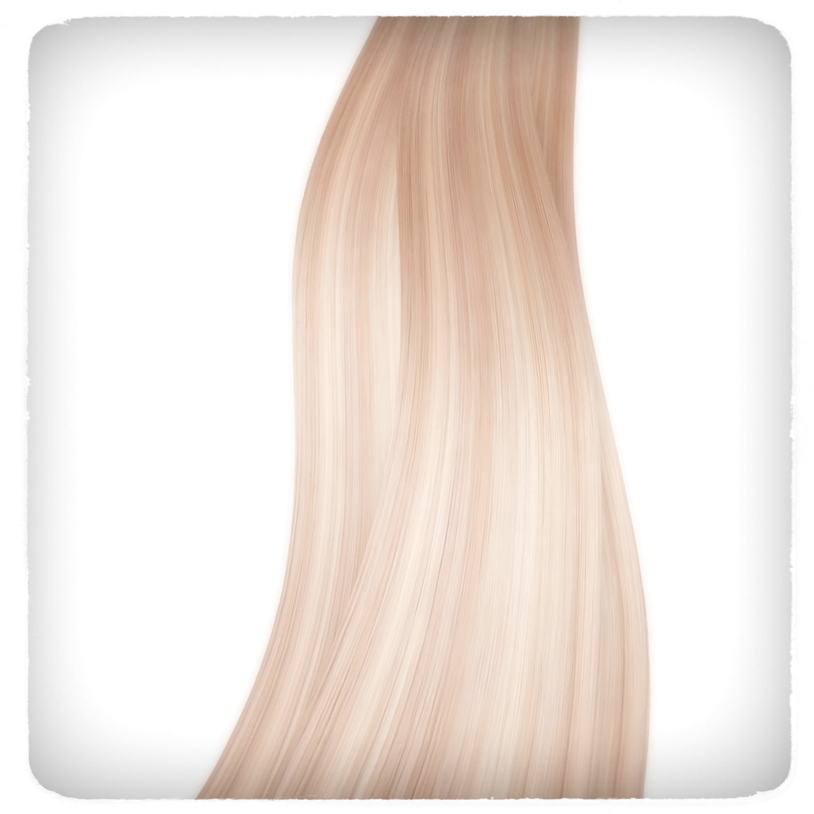 Vixen & Luxe - Bella - Clip in Hair Extensions 150g