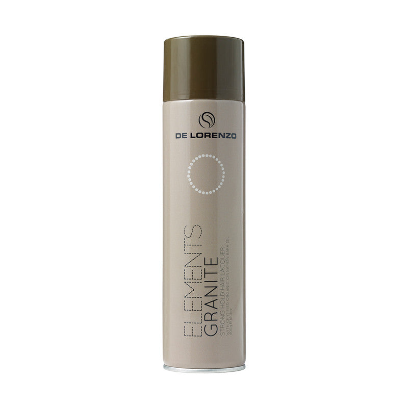 Delorenzo Granite Hairspray 400g