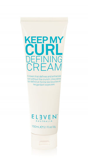 ELEVEN KEEP MY CURL DEFINING CREAM 150ML