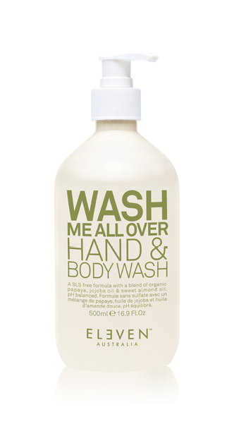 ELEVEN WASH ME ALL OVER HAND & BODY WASH 500ML