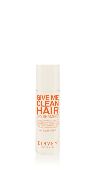ELEVEN GIVE ME CLEAN HAIR DRY SHAMPOO TRAVEL SIZE 30G