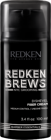 REDKEN BREWS Dishevel Fiber Cream 100ml