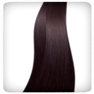 Vixen & Luxe - Raven - Clip in Hair Extensions 150g