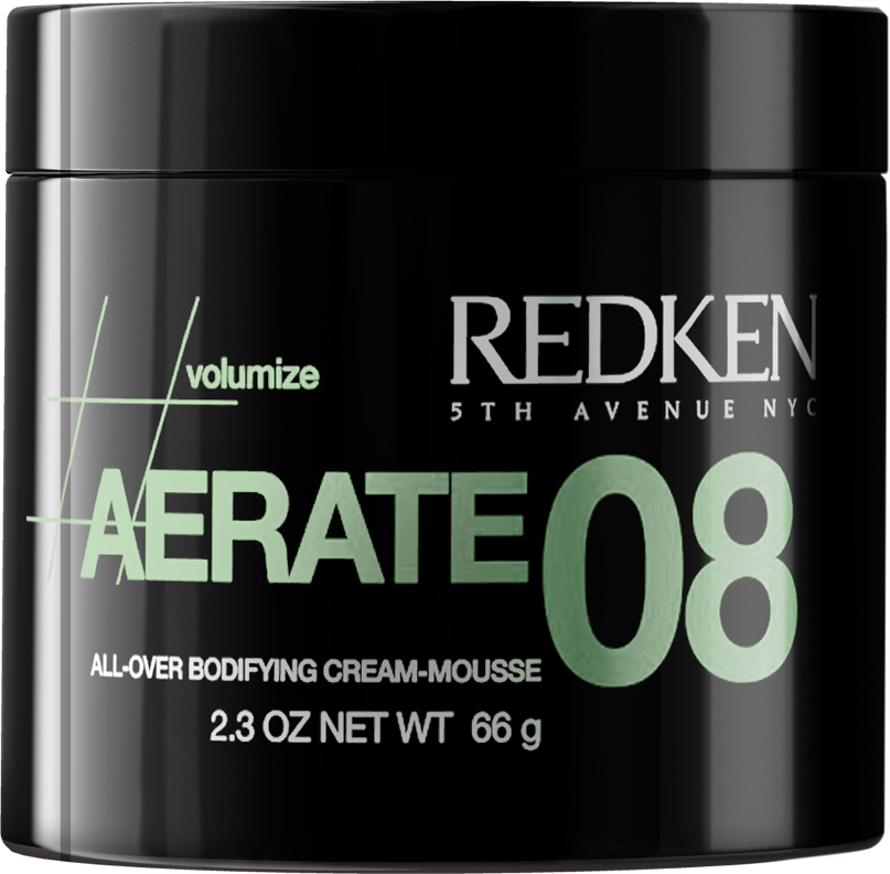 REDKEN Aerate 08 Bodifying Cream Mousse 66g