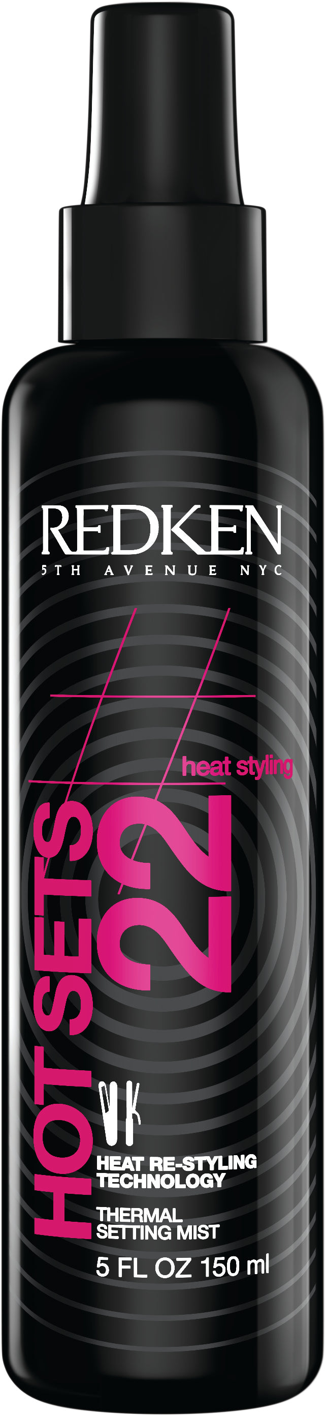 REDKEN Hot Sets 22 150ml