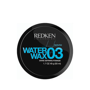 REDKEN Water Wax Pomade 03