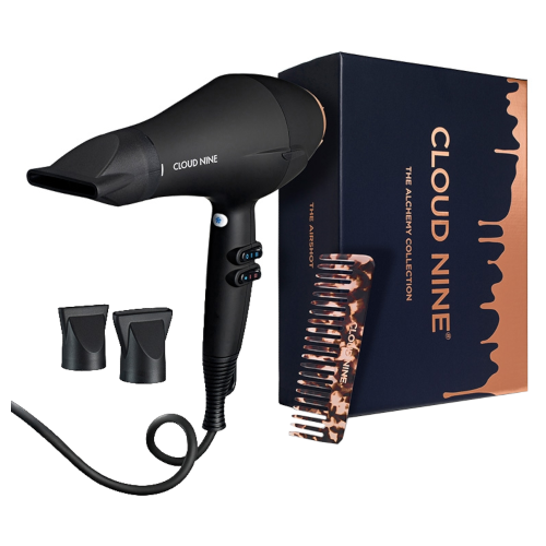 CLOUD NINE - THE AIRSHOT HAIRDRYER ALCHEMY COLLECTION