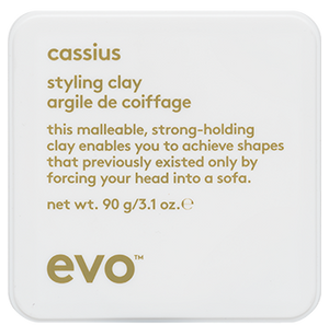 EVO Cassius Styling Clay 90G
