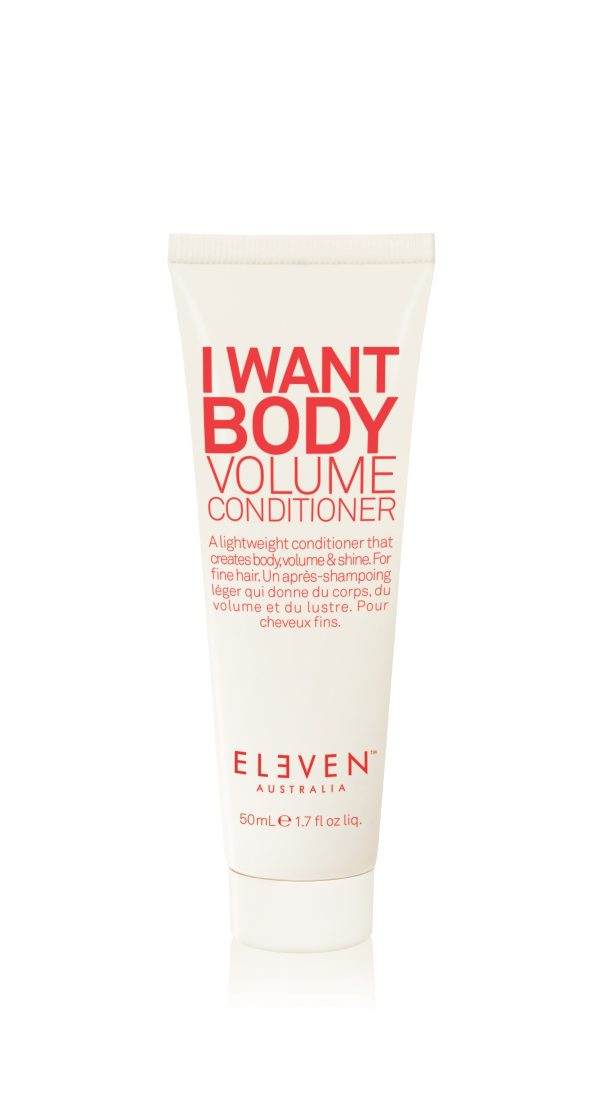 ELEVEN I WANT BODY VOLUME CONDITIONER TRAVEL SIZE 50ML