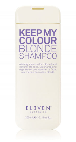 ELEVEN KEEP MY COLOUR BLONDE SHAMPOO 300ML