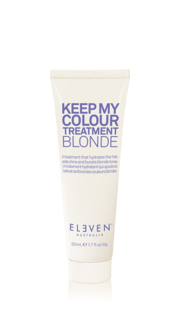 ELEVEN KEEP MY COLOUR BLONDE TREATMENT TRAVEL SIZE 50ML