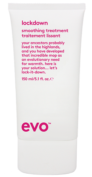 EVO Lockdown Smoothing Treatment 140ML