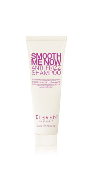 ELEVEN SMOOTH ME NOW ANTI-FRIZZ SHAMPOO TRAVEL SIZE 50ML
