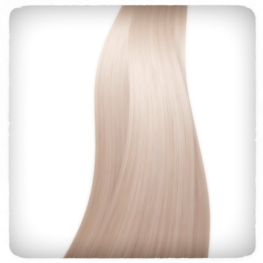 Vixen & Luxe - Snow - Clip in Hair Extensions 150g
