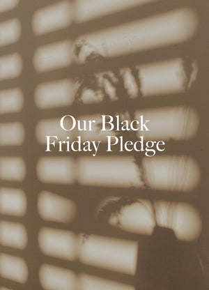 Stories-Our Black Friday Pledge - Dora Larsen | Colourful Lingerie