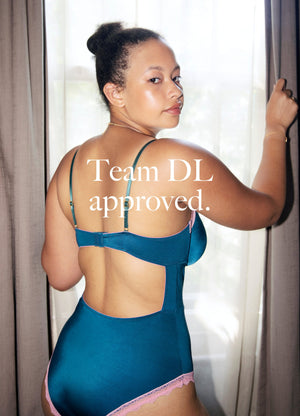 Stories-Team DL approved - Dora Larsen | Colourful Lingerie