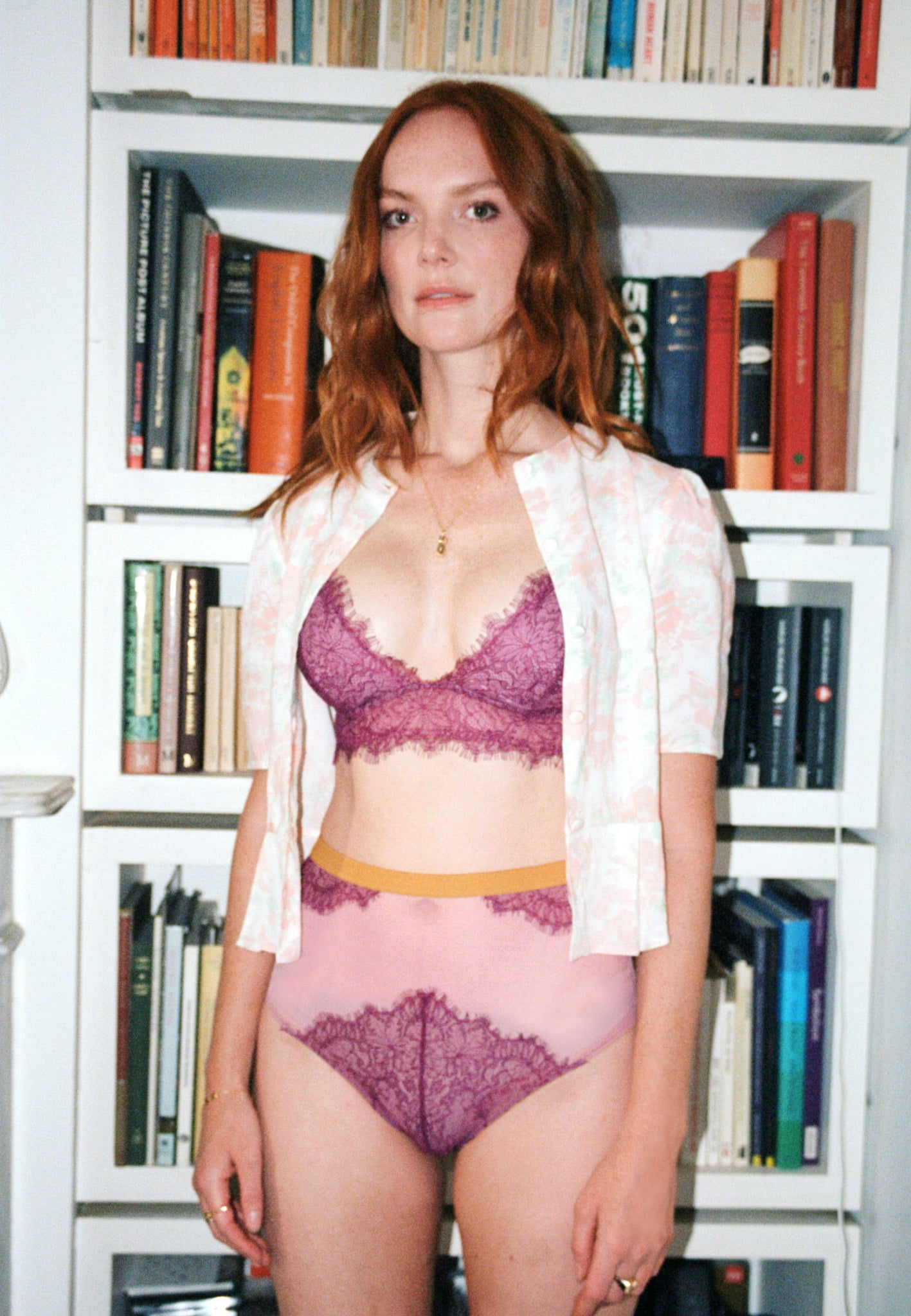 Stories-In the spotlight: Meghan - Dora Larsen | Colourful Lingerie