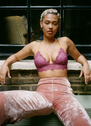 Stories-We've joined the Fashion Revolution - Dora Larsen | Colourful Lingerie