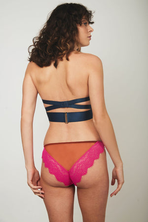 Natalie Low Rise Knicker - Dora Larsen | Colourful Lingerie