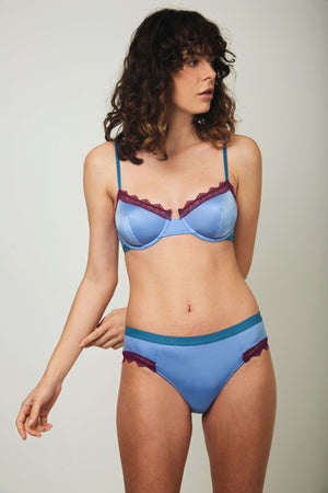 Paige Low Rise Knicker - Dora Larsen | Colourful Lingerie