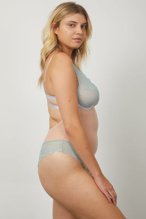 Iris High Apex Body - Dora Larsen | Colourful Lingerie