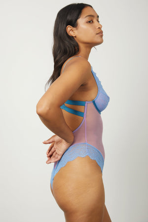 Jessica High Apex Body - Dora Larsen | Colourful Lingerie