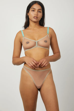 Juno Soft Bra - Dora Larsen | Colourful Lingerie